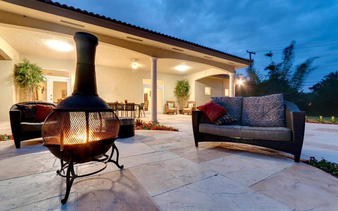 Ways to Warm Your Outdoor Living Spaces
